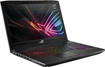 Ноутбук ASUS GL 503 VD-ED 364 T SCAR (90 NB0GQ1-M 06490) черный металл ноутбук asus gl 703 vd gc 146 90 nb0gm2 m 02990 черный