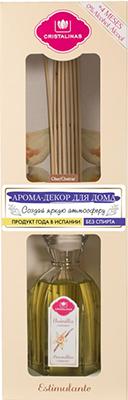Арома-диффузор CRISTALINAS Mikado для жилых помещений с ароматом ванильного крема 90 мл