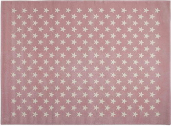Ковер Lorena Canals Звезды Stars Pink (розовый) 120*160 A-55551