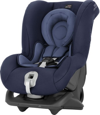 Автокресло Britax Roemer First Class Plus Moonlight Blue Trendline 2000027817 автокресло britax roemer britax roemer автокресло first class plus cosmos black trendline