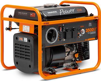 Электрический генератор и электростанция Daewoo GDA 3800 i бензиновый генератор daewoo gda 4800i
