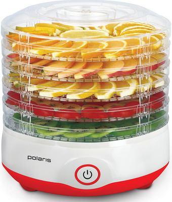 Сушилка для овощей Polaris PFD 2105 D сушилка polaris pfd 0905d