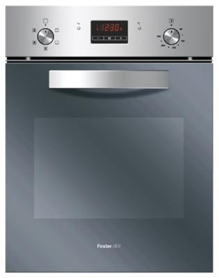 Встраиваемый электрический духовой шкаф Foster MILANO 7145000 Inox встраиваемый электрический духовой шкаф foster verona 7145600 black