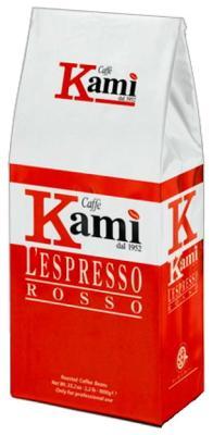 Кофе зерновой Kami Rosso (1 kg) сильвия ванден хейде до встречи лис и зайка