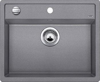 Кухонная мойка BLANCO DALAGO 6 SILGRANIT алюметаллик  мойка dalago 6 f white 514771 blanco