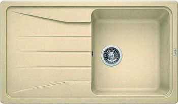 Кухонная мойка BLANCO SONA 5S SILGRANIT шампань blanco sona 45s silgranit шампань