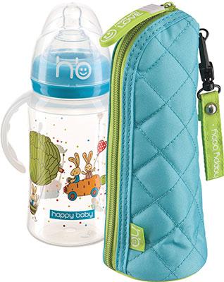 Пенал для бутылочек Happy Baby BOTTLE CASE 21004 набор ёршиков для бутылочек happy baby bottle nipple brush 11009 red