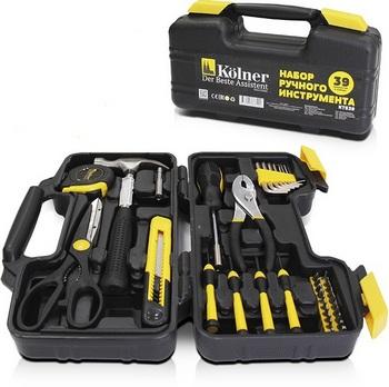 Набор инструментов Kolner KTS 39 set of hand tools kolner kts 39