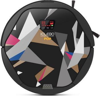 Робот-пылесос iclebo Pop Magic майка print bar magic ia vocaloid