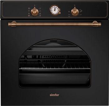 цена на Встраиваемый электрический духовой шкаф Simfer B6EL 77011