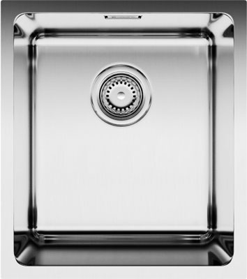 Кухонная мойка OMOIKIRI Notoro 39-IN нерж.сталь (4993077) omoikiri sendai chrome