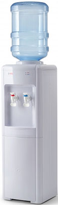 Кулер для воды AEL LC-AEL-16 v.2 белый ael 602b lc ael red