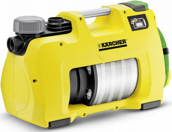 Насос Karcher BP 7 Home&Garden eco!ogic насос karcher бытовой bp 7 home garden eco ogic
