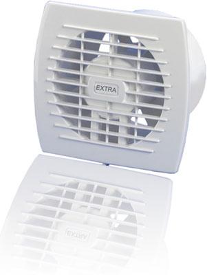 Вытяжной вентилятор Europlast E 120 (белый) 06-0103-009 вентилятор europlast e150 белый