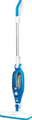 Пароочиститель Kitfort КТ-1005-1 голубая цена и фото