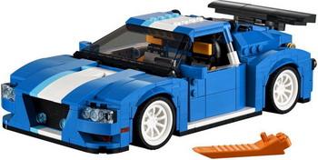 Конструктор Lego Creator: Гоночный автомобиль 31070 lego duplo конструктор гоночный автомобиль 10589