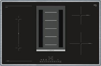 Встраиваемая электрическая варочная панель Bosch PVS 845 F 11 E краскораспылитель bosch pfs 5000 e 0603207200