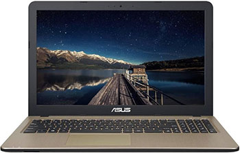 Ноутбук ASUS VivoBook X 540 LA-DM 1082 T (90 NB0B 01-M 24520) черный uni t ut202a 1 4 lcd digital clamp multimeter red grey 1 x 9v 6f22