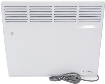 Конвектор Smartway Premium 1.5 белый биокамин silver smith mini 3 premium 1500 вт серый