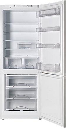 Двухкамерный холодильник ATLANT ХМ 6224-180 холодильник atlant xm 6224 100