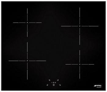 Встраиваемая электрическая варочная панель Smeg SI 5643 D встраиваемая электрическая варочная панель smeg pgf 32 i 1
