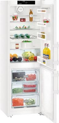 Двухкамерный холодильник Liebherr CN 3515 холодильник liebherr cn 3515 20 001 белый