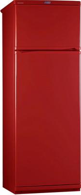 Двухкамерный холодильник Позис МИР 244-1 рубиновый двухкамерный холодильник позис rk 101 серебристый металлопласт
