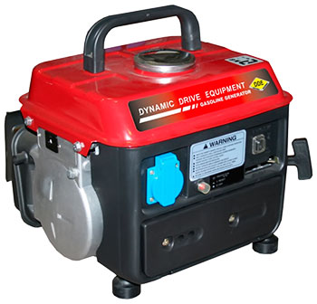 Электрический генератор и электростанция DDE GG 950 DC  электрогенератор dde gg 2700