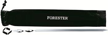 Набор шампуров Forester Набор шампуров Mobile 55 см 6 шт. в чехле набор шампуров image угловые в чехле длина 56 см 6 шт