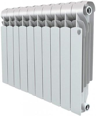 Водяной радиатор отопления Royal Thermo Indigo 500 - 10 секц. радиатор отопления алюминиевый radena 500 85 10 секц