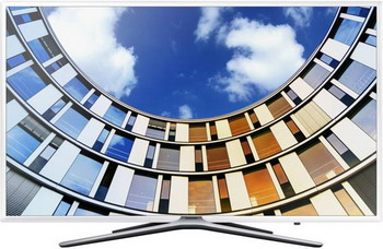 LED телевизор Samsung UE-55 M 5510 AUXRU телевизор samsung ue 65js9000tx r
