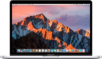 Ноутбук Apple MacBook Pro 13 with Retina display and Touch Bar Mid 2017 (MPXY2RU/A) серебристый apple macbook pro 13 with retina display early 2015