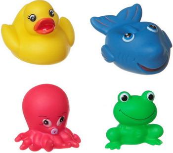 Набор игрушек для купания Bondibon ВВ1399 roberto verino vv tropic