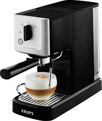 Кофеварка Krups XP 3440 10 krups xp 5280