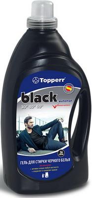 Гель для стирки черного белья Topperr BLACK A 1615 средство для стирки topperr 3218