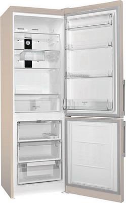 Двухкамерный холодильник Hotpoint-Ariston HFP 8182 MOS двухкамерный холодильник don r 297 b
