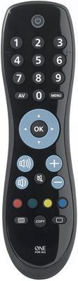 все цены на Универсальный пульт OneForAll URC 6410 Simple&Comfort