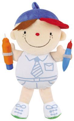 Кукла KS Kids Вейн ''Что носить'' ks kids часы сова