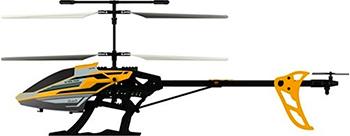 Вертолет Silverlit 3-х канальный на р/у для улицы 46 см (желтый) 84750-1 дождеватель импульсный brigadier 84750