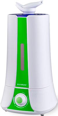 Увлажнитель воздуха Endever Oasis 140  белый-зеленый