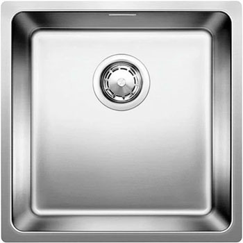 Кухонная мойка BLANCO ANDANO 400-U InFino 522959 blanco andano 400 400 if