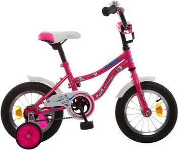 Велосипед Novatrack 12 NEPTUNE розовый 123 NEPTUN.PN5 велосипед novatrack neptune 14 2015