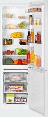 Двухкамерный холодильник Beko RCSK 379 M 20 W двухкамерный холодильник don r 297 b