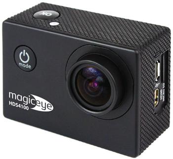 Экшн-камера Gmini MagicEye HDS 4100 черная тетрадь на скрепке printio death metal