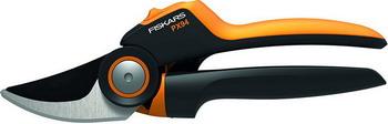 Большой плоскостной секатор FISKARS PowerGear L PX 94 1023628 секатор плоскостной fiskars solid 111180