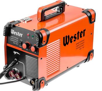 Сварочный аппарат WESTER MIG-140 i цена и фото