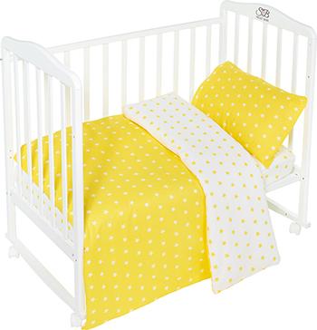 Комплект постельного белья Sweet Baby Stelle Giallo комплект постельного белья marie claire комплект постельного белья