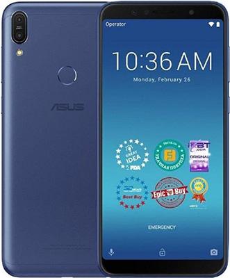 Смартфон ASUS ZenFone Max Pro M1 ZB 602 KL 4/64 GB (90 AX 00 T3-M 01310) синий скобы max t3 13mb tg a t3 13mb