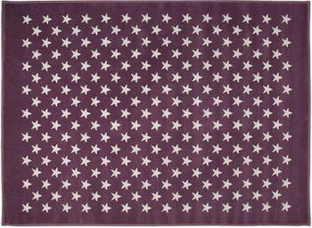 Ковер Lorena Canals Звезды Stars Purple (фиолетовый) 120*160 A-55559