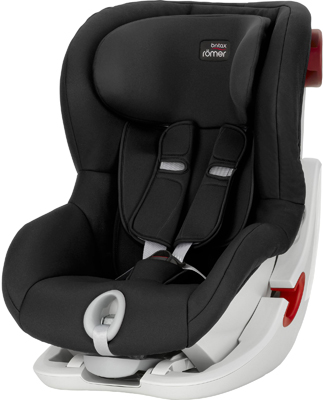 Автокресло Britax Roemer King II Cosmos Black Trendline 2000022576 автокресло группа 1 9 18кг britax roemer king ii ls black series moonlight blue